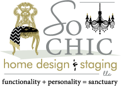 Curated by  So Chic Home Design