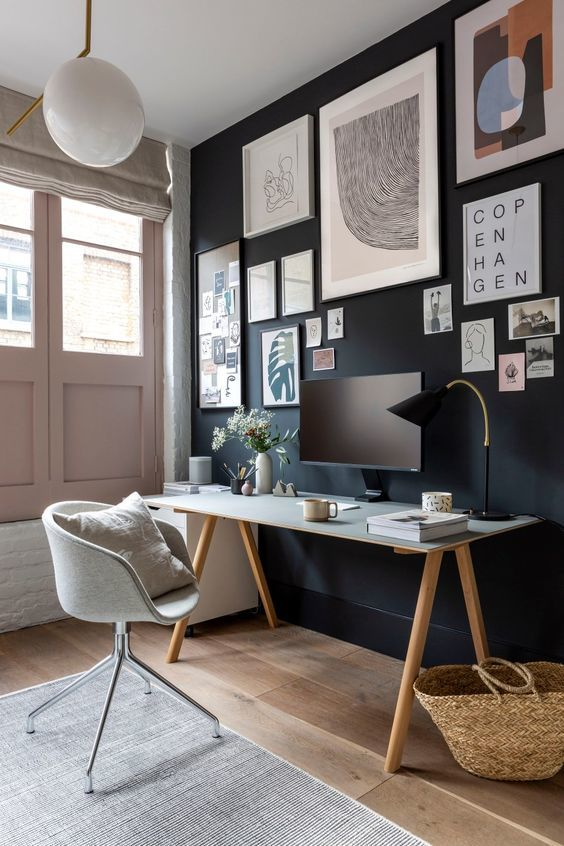 Work from Home Productively with These 5 Interior Design Tips