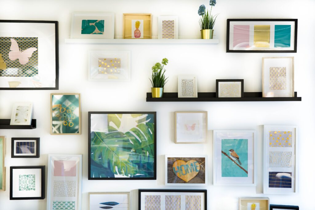 5 Steps to Creating a Beautiful Gallery Wall in Your Home
